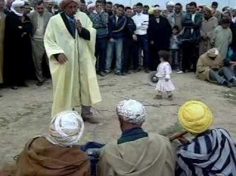 Cheikh Takhmariti – Kan Hani w Saken Barra